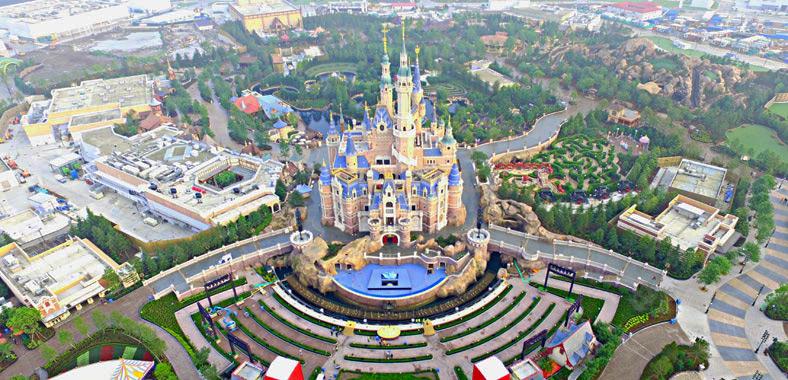 上海迪士尼度假区 Shanghai Disney Resort